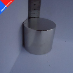 Неодимовый магнит диск 70х60 мм