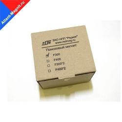 Односторонний поисковый магнит F300 (Редмаг)