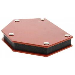Магнитный держатель LBS-T100 для сварки 6 углов