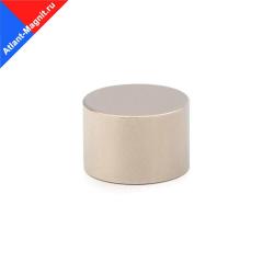 Неодимовый магнит диск 25х25 мм