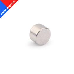 Неодимовый магнит диск 3х3 мм