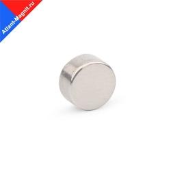 Неодимовый магнит диск 6х5 мм