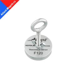 Односторонний поисковой магнит F120 (Непра)
