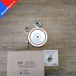 Двухсторонний поисковый магнит F600x2 (Редмаг)