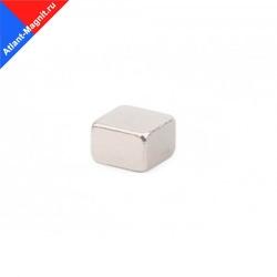 Неодимовый магнит призма (прямоугольник) 20х20x10 мм