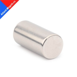 Неодимовый магнит стержень (пруток) 12х25 мм